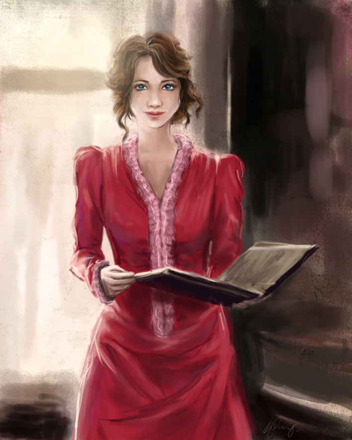 Tessa Gray by smitth