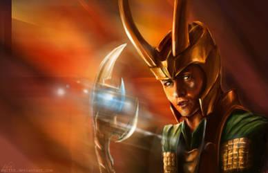 Loki by smitth