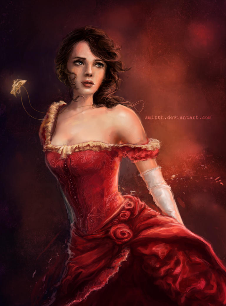 Tessa Gray by smitth on DeviantArt