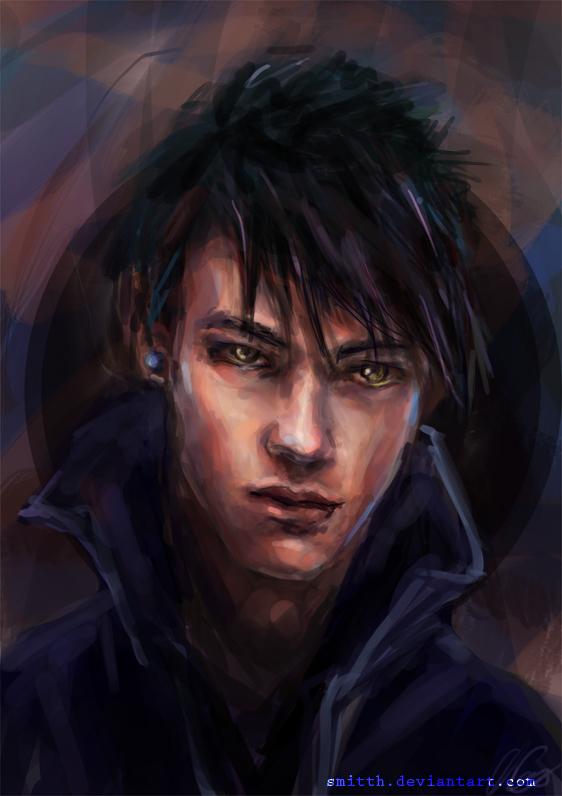 Magnus Bane by smitth ... - magnus_bane_by_smitth-d637vdl