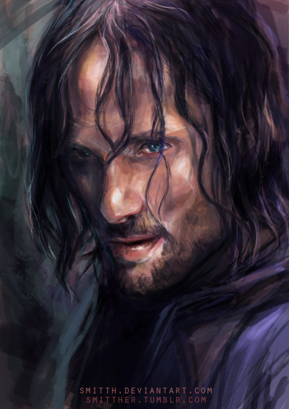 Aragorn by smitth