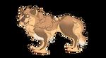[DoTW] Ruby's Daughter adoption (wip) by EternalHusky