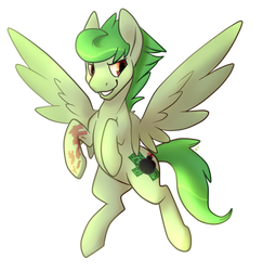 YCH: Hoxie Redhoof by TwigHat