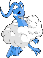 Altaria by Mewitti