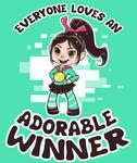 Adorable Winner