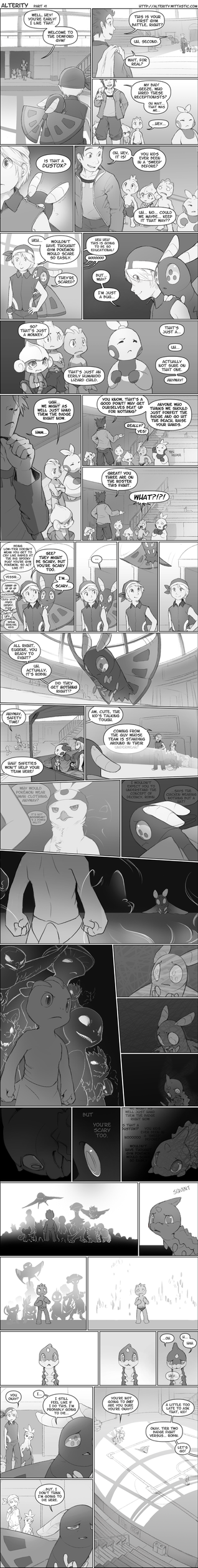 Alterity Part 41 by Mewitti
