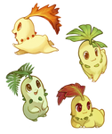 Leaf Babies