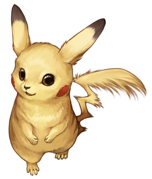 Detective Pikachu 2 by Mewitti