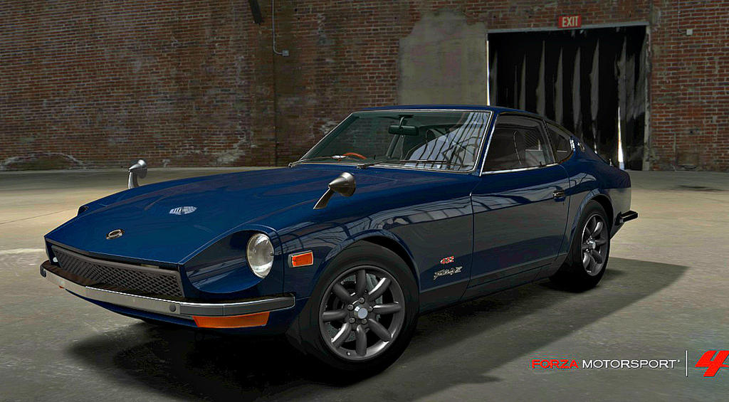 1969 Nissan Fairlady Z 432 By Bigbadmatt On Deviantart