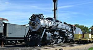 Burlington Steam by BigBadMatt
