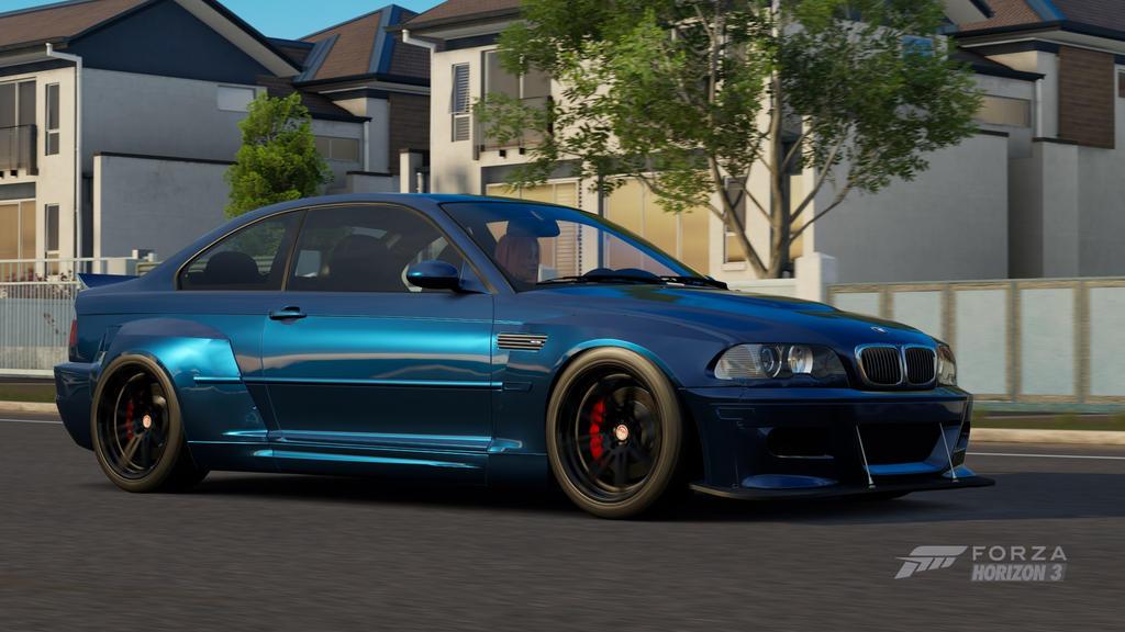 Forza 3 screenshot by BigBadMatt