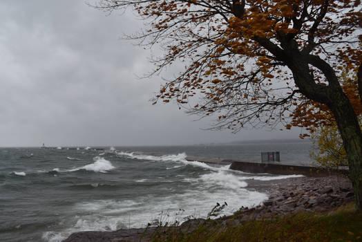 Lake Superior Gale