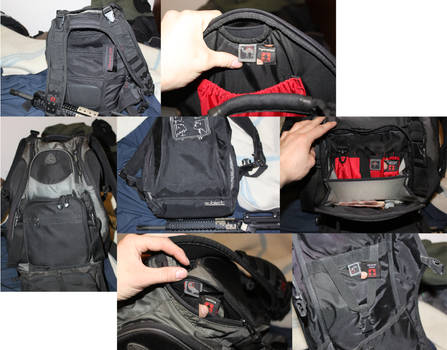 Identify this backpack