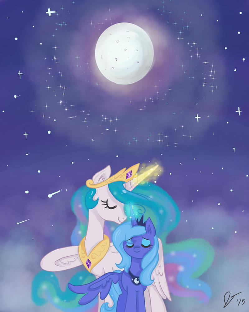 What a Beautiful Night by DreamscapeValley