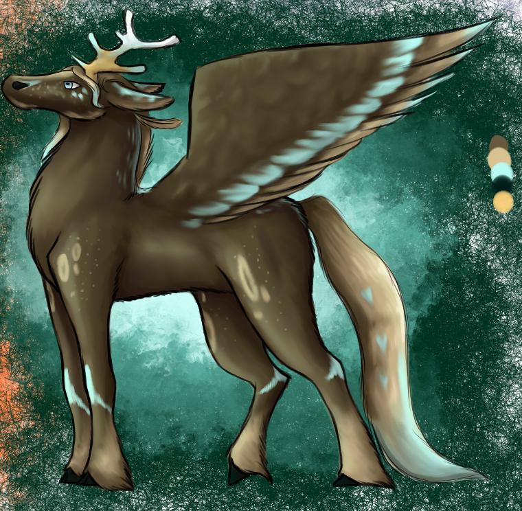 Pegasus Adoptable! by Depixelator55
