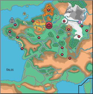 Pokemon Kalos Region HGSS Map by Linkmaster101 on DeviantArt on nintendo world map, fiore map, avalanche map, cricket map, human map, kanto map, sinnoh map, colorado map, helen of troy map, ssr map, pylos greece map, suburban map, tracker map, lumiose city map,