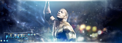 95's Galerie The_Rock_by_95100wwe