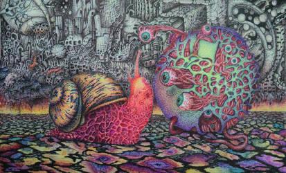 Birth of feeling by hedgehog666