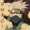 OMFG KAKASHI-KUN by MobsterKitty