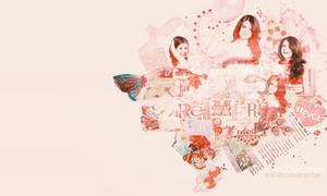 Selena Gomez'Wallpaper. by WowisMel