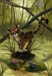 Tiger cub marsh