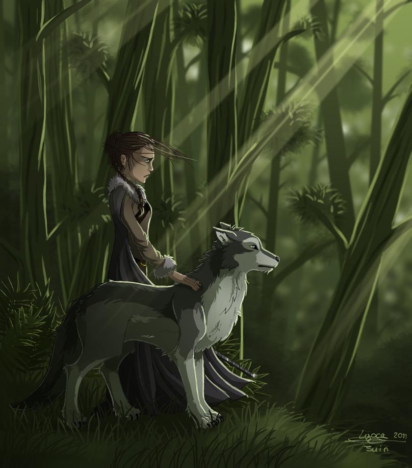 Arya Stark by ClaireLyxa