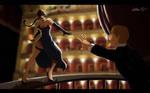 Lara Croft Opera Rome