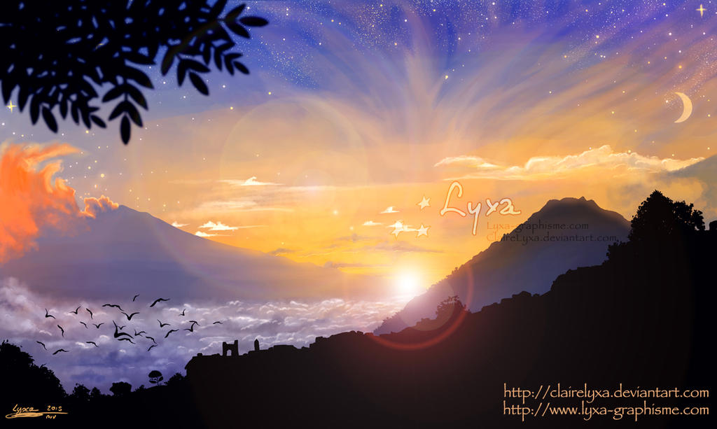 Sicily - Etna by ClaireLyxa