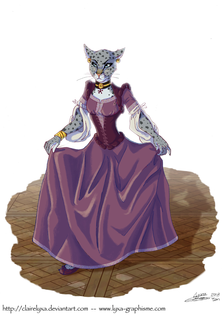Princess's Curtsey