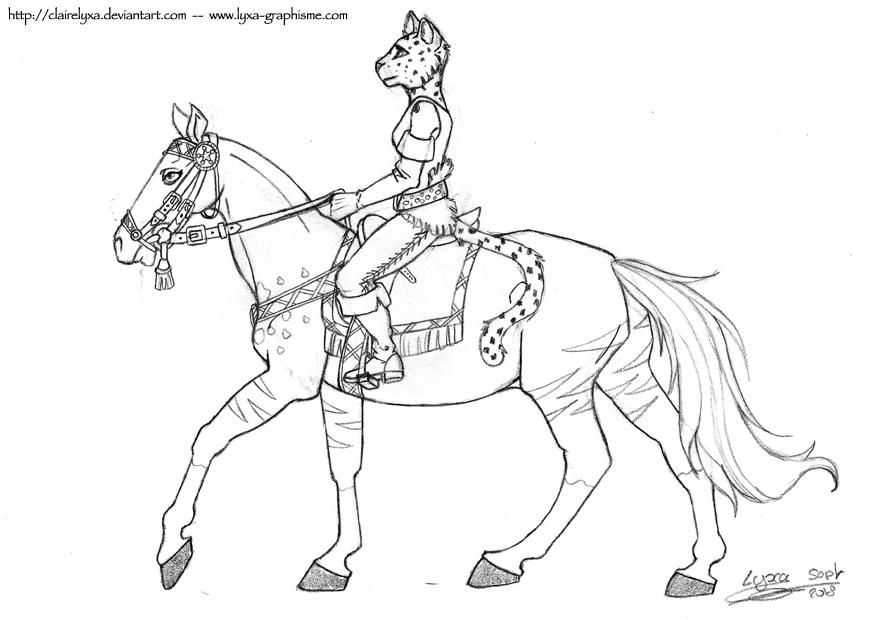 Mirri and Behoka sketch