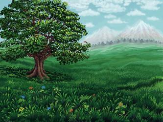 Grass) by popopom