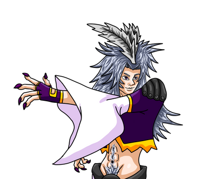 Kuja 2 by AxelFlame8