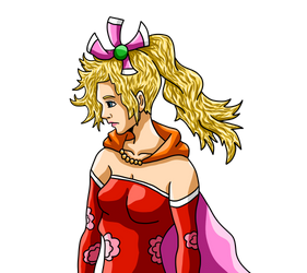 Terra Branford 1 by AxelFlame8
