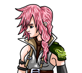 Lightning Farron 1 by AxelFlame8