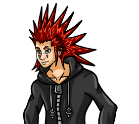 Axel 2 by AxelFlame8