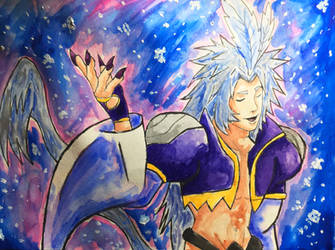 Kuja Being Kuja by AxelFlame8