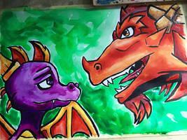 You Are a Purple Dragon
