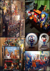 DRAGON BALL COLLECTION UPDATED by toriman-28