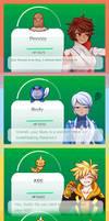 Pokemon GO! - Wrong Quotes by Koki-arts