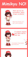 Comic of Alola - Mimikyu NO! by Koki-arts
