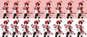- F U K A S E - Visual Novel by Koki-arts