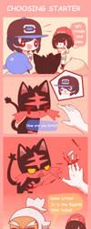Comic of Alola - Choosing Starter by Koki-arts