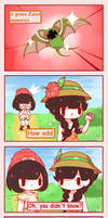 Comic of Alola - Pro Vs Noob by Koki-arts