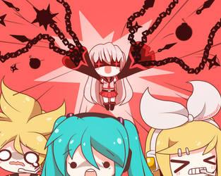 - T E I - Die Everyone by Koki-arts