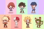 My Chibi Hero Academia