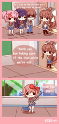Anti-Sayori 5 by Koki-arts