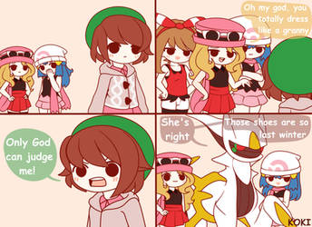 Comic of Galar 01 by Koki-arts
