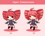 Open Commissions by Koki-arts