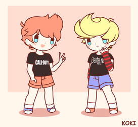 Claus and Lucas ver. 2