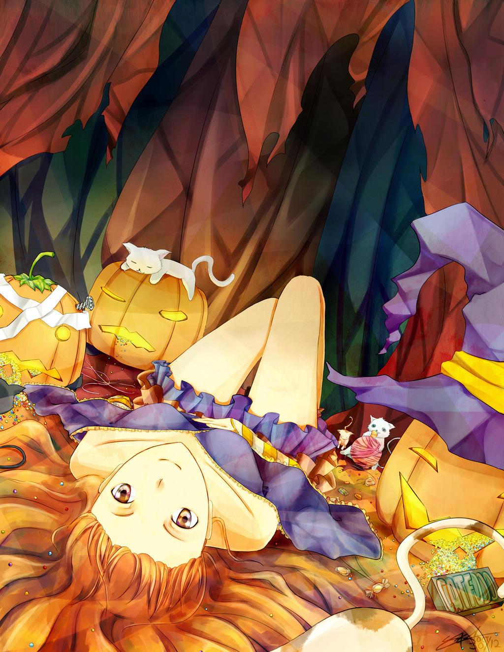:Trick: by kuryuki